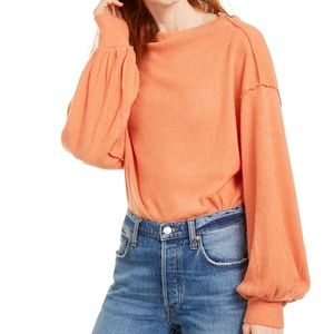 We the Free NWT Cayenne Main Squeeze Hacci Sweater